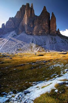Beautiful picture of Dolomites. #dolomites #travel #mountains