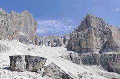 Val d'Ambiez, eine Tour mitten in die Brenta-Dolomiten