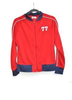 Kup mój przedmiot na #vintedpl http://www.vinted.pl/damska-odziez/bluzy/17364624-czerwona-bluza-vintage