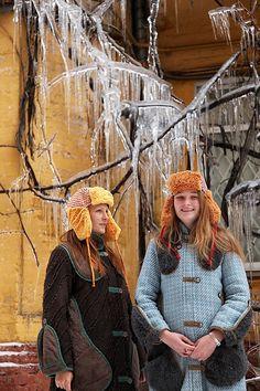 moksha hats and ukrainian winter