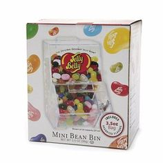 I'm learning all about Jelly Belly Mini Bean Bin at @Influenster!