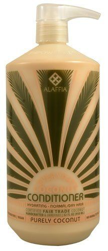 Alaffia Everyday Coconut Conditioner NormalDry Hair  32 fl oz  2pc >>> To view further for this item, visit the image link.