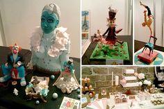 Feria de Pastelería y Repostería creativa BCN & CAKE 2016
