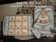 Fresh Cupcake Angel Photo:  This Photo was uploaded by dlaweb. Find other Fresh Cupcake Angel pictures and photos or upload your own with Photobucket fre...