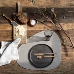 """LIND DNA on Instagram: """"We treasure harmony and emotional well-being 🍽😊 #nordicliving #linddna #harmony #tablemats #tablesettings #tabledecor #recycledleather…"""" Nordic Living, Recycled Leather, Dna, Table Settings, House Design, Table Decorations, Inspiration, Dining, Instagram"""