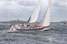 HALLBERG-RASSY Hallberg-Rassy 43 Used Boat for Sale 2008 | TheYachtMarket