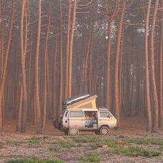 Portugal. #vanlife #vanagonlife #overland #vw #westfalia #syncro #adventuremobile #homeiswhereyouparkit #campvibes #memoriesbeforestuff #portugal #exploremore #wild by heretodayvanagontomorrow