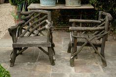 Pair-Swedish-stick-chairs