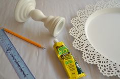 All The Little Extras: DIY: IKEA Cake Stand
