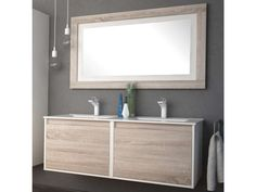 Valencia White And Caledonia Wall Hung Vanity Basin And Mirror Vanity Basin, Wall Hung Vanity, Vessel Sink Bathroom, My Dream Home, Valencia, Wall Mount, Mirror, My Dream House, Wall Installation