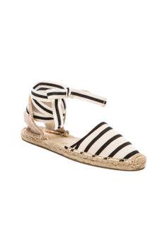 Soludos Classic Stripe Sandal