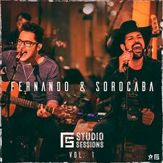 BOX SERTANEJO: BAIXAR CD FERNANDO E SOROCABA - FS STUDIO SESSIONS...