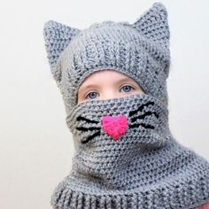 Crochet pattern pdf Patron crochet Corey CAT SET / Set