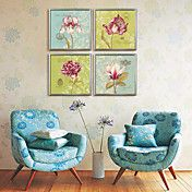 From Blossom to Withering Floral Framed Canva... – AUD $ 70.82