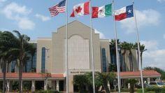 McAllen, Texas City Hall. Mcallen Texas, Republic Of Texas, Rio Grande Valley, Loving Texas, Lone Star State, South Texas, Texas History, Winter House, Places Ive Been