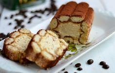 Okrugli Tiramisu - krem od maskrapone sira i kafe - Bonappetit NS No Bake Desserts, Tiramisu, Banana Bread, French Toast, Muffin, Food And Drink, Sweets, Cheesecake, Apple