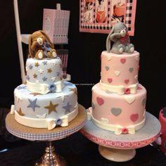 Torte scenografiche per baby party. Direttamente dal Cake International di Birmingham