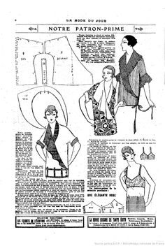 vintage sewing dress pattern free