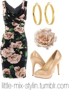 """""""Jesy Nelson inspired prom outfit"""" by little-mix-stylin ❤ liked on Polyvore"""