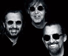 PGR (1995) - Paul, George and Ringo