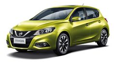 Precio del Nissan Tiida 2017 HB en China:http://autos-hoy.com/precio-del-nissan-tiida-2017-hb-en-china/