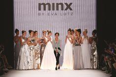MINX by Eva Lutz - Mercedes-Benz Fashion Week Berlin (Photo by Frazer…