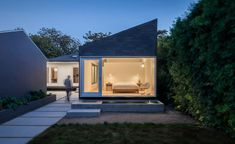 Rear Window House - Edward Ogosta Architecture