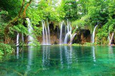 Parque Nacional Plitvice, um lugar de encher os olhos de água   #Croácia, #Jmj, #LugaresDoMundo, #Plitvice