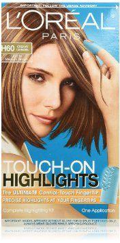Amazon.com : Touch On Highlights Creamy Caramel : Hair ...