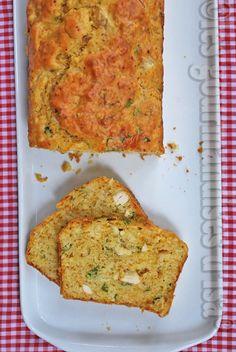 Les gourmandises d'Isa: CAKE AU POULET, CURRY ET CORIANDRE