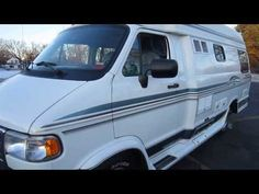 Van Life - Meet T-Rex, a Lifted 4x4 Intervec Falcon Class ...