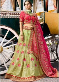 Designer Exclusive Wedding Wear Bridal Women Lehenga Choli.latest Saree Lehenga To Ensure Smooth Transmission Women's Clothing Other Women's Clothing