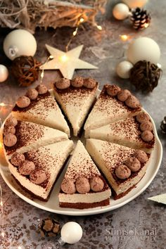 Fudge, Breakfast Recipes, Cheesecake, Mango, Food And Drink, Pie, Sweets, Christmas, Muffin