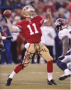 AAA Sports Memorabilia LLC - Alex Smith Autographed San Francisco 49ers 8x10 Photo -1, $69.95 (http://www.aaasportsmemorabilia.com/nfl/san-francisco-49ers/alex-smith-autographed-san-francisco-49ers-8x10-photo-1/)