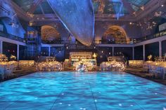 under the sea wedding - Google Search                                                                                                                                                                                 More