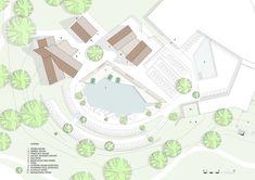 Gallery of Jordanbad Sauna Village / Jeschke Architektur&Planung - 19