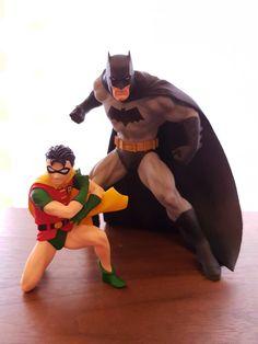 Kotobukiya Batman &  Robin two packs