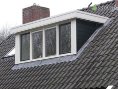 shared by www. Dormer Roof, Clerestory Windows, Garage Doors, Design Ideas, House Design, Outdoor Decor, Houses, Attic Spaces, Openness