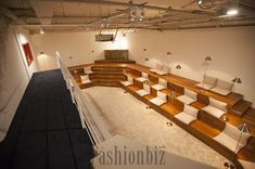 Shop Interiors, Office Interiors, Casual Meeting, Rest Area, Book Cafe, Cafe Interior, Stairs, Lounge, Space