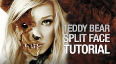This time your favorite makeup artist Ellinor Rosander decapitates a teddy bear and lets you in on a few little makeup secrets. You may find another good use...