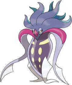 Malamar Pokédex: stats, moves, evolution & locations | Pokémon Database