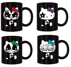 Hello Kitty Kiss tazas
