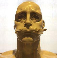 Adolf Wildt, cá Pesaro, Venezia Italian Sculptors, Modern Sculpture, Skull, Superhero, Portrait, Fictional Characters, Art, Men Portrait, Fantasy Characters