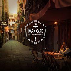 Park Cafe on Behance