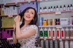 Cum să îţi protejezi părul în timpul verii şi …o sesiune de photo-shopping