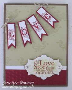 Stamping Lane: Love...Outside the Box