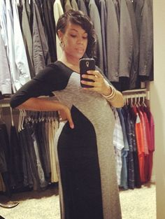 Bellyitch: Bump Watch: Actress Alexis Fields counts down to baby number 2