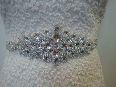 New Year SALE  Wedding Belt Bridal Belt Sash by LucyBridalBoutique, $78.00
