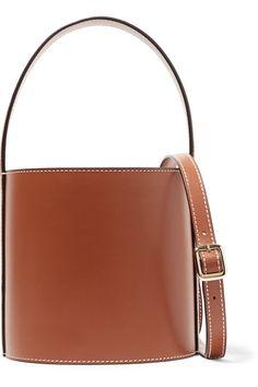 895a7111ef9e STAUD - Bissett leather bucket bag