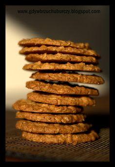 Ciasteczka owsiane Brownies, Food And Drink, Health Fitness, Cookies, Sweet, Kitchen, Diet, Sweet Treats, Backen